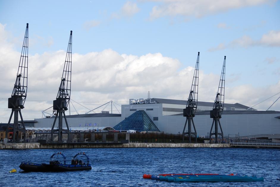 ExCel London Exhibition Centre