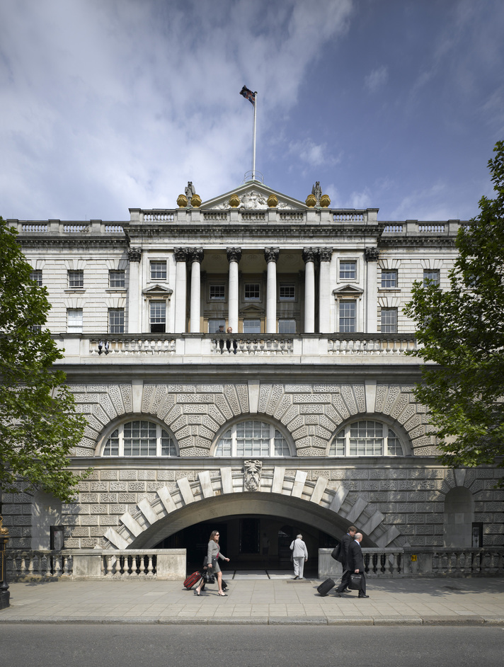 Somerset House: Embankment Galleries - � Richard Bryant