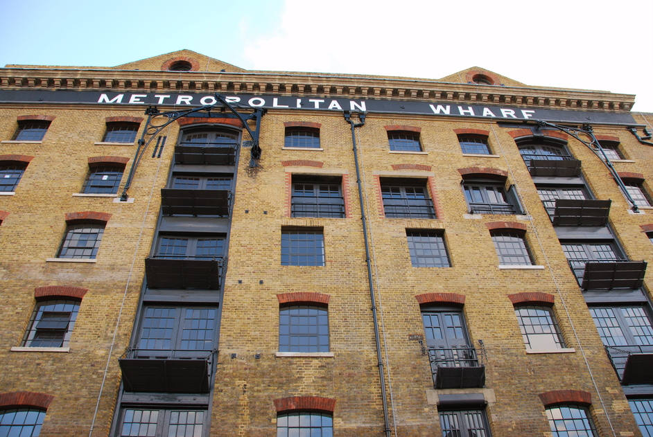 Tower Hamlets - Wapping Warehouses