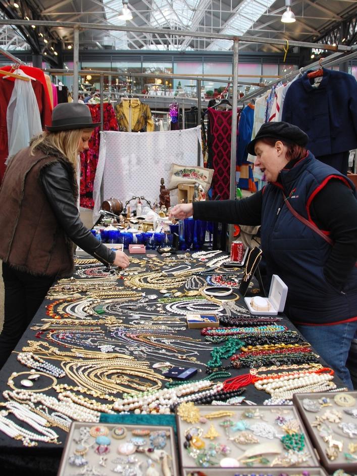 Old Spitalfields Market - Spitalfields Market