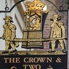 Crown and Two Chairmen hotels title=