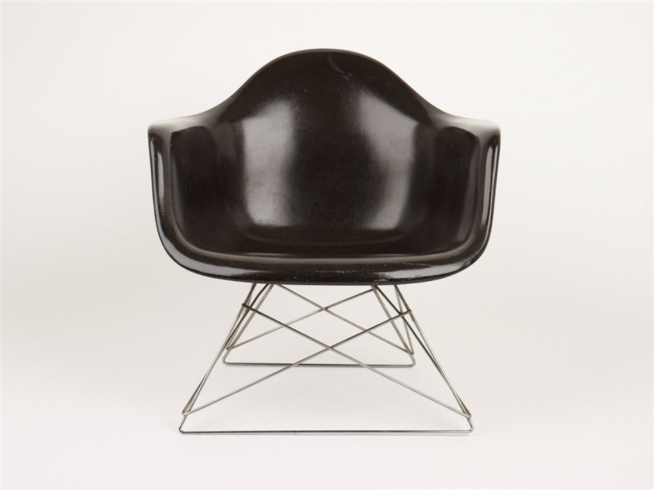 Extraordinary Stories about Ordinary Things - LAR Armchair designed by Charles Eames, 1948