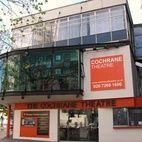 Cochrane Theatre hotels title=