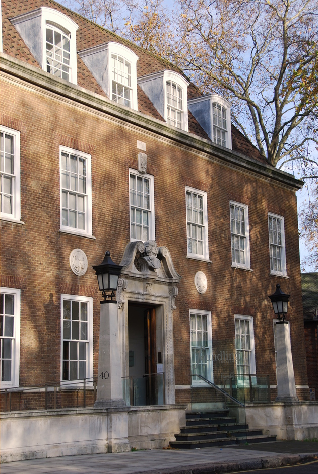The Foundling Museum - Exterior Of The Foundling Museum