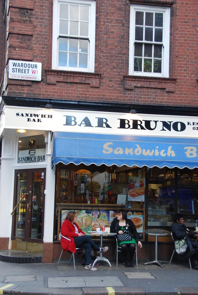 Bar Bruno - Bruno's Exterior