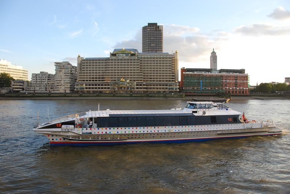 Tate to Tate - Tate to Tate Thames Services