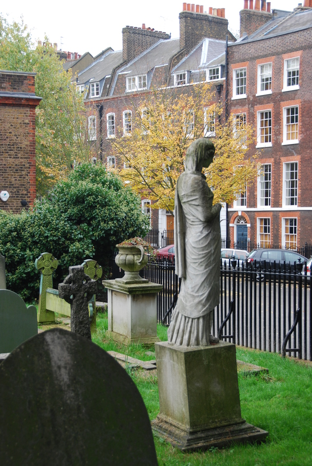 Hampstead Parish Church - Hampstead Parish Church Burial Ground