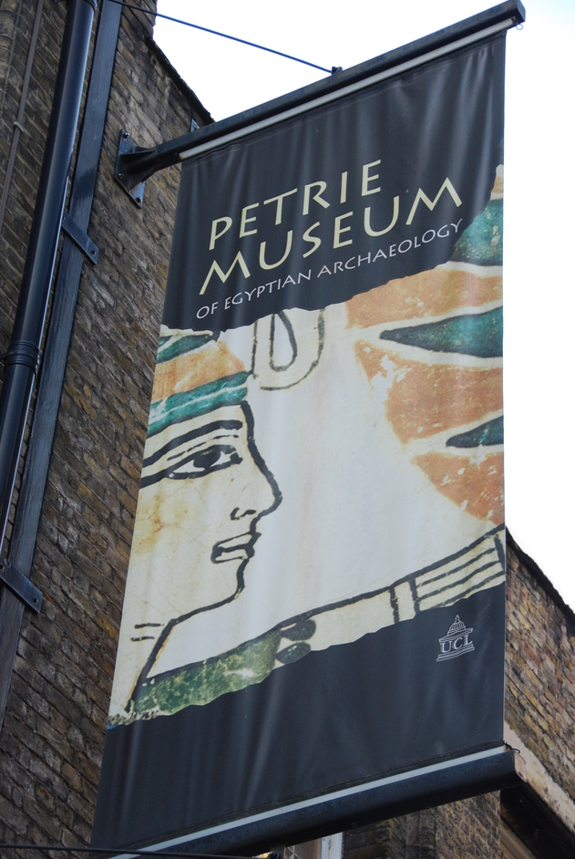 Petrie Museum of Egyptian Archaeology - Petrie Museum Exterior
