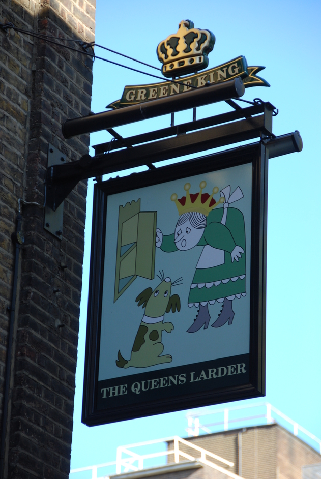 Queen's Larder