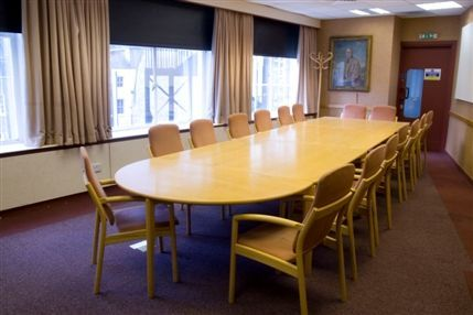 The Yerbury Boardroom