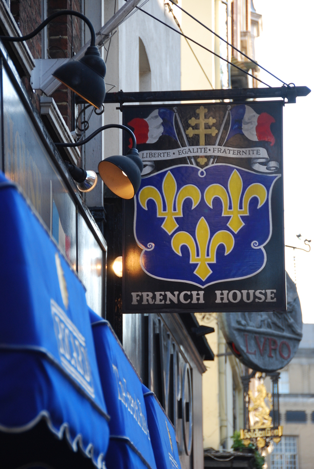 French House Restaurant - The French House In Soho