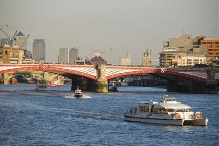 Thames River Services - Westminster to Greenwich