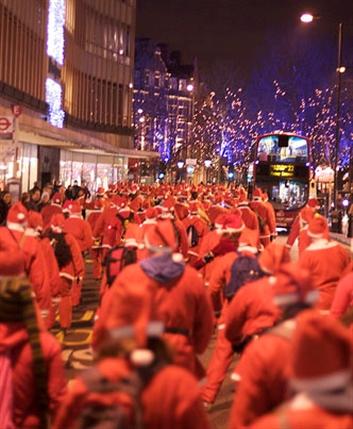 Santa Skate London