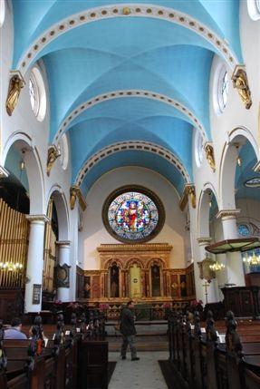 The Parish Church Of St Michael's Cornhill