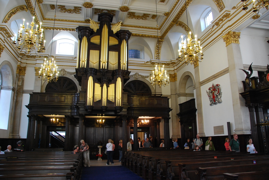 King Street - St Lawrence Jewry