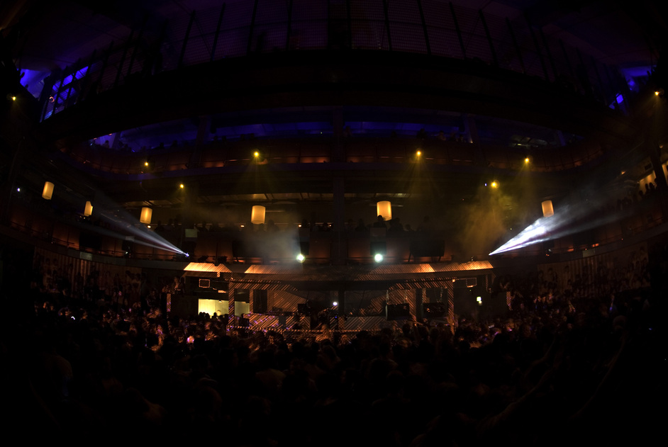 Matter at the O2 Arena - photographer Tom Bunning