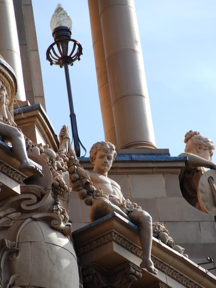 London Coliseum - English National Opera (ENO) - London Coliseum Exterior