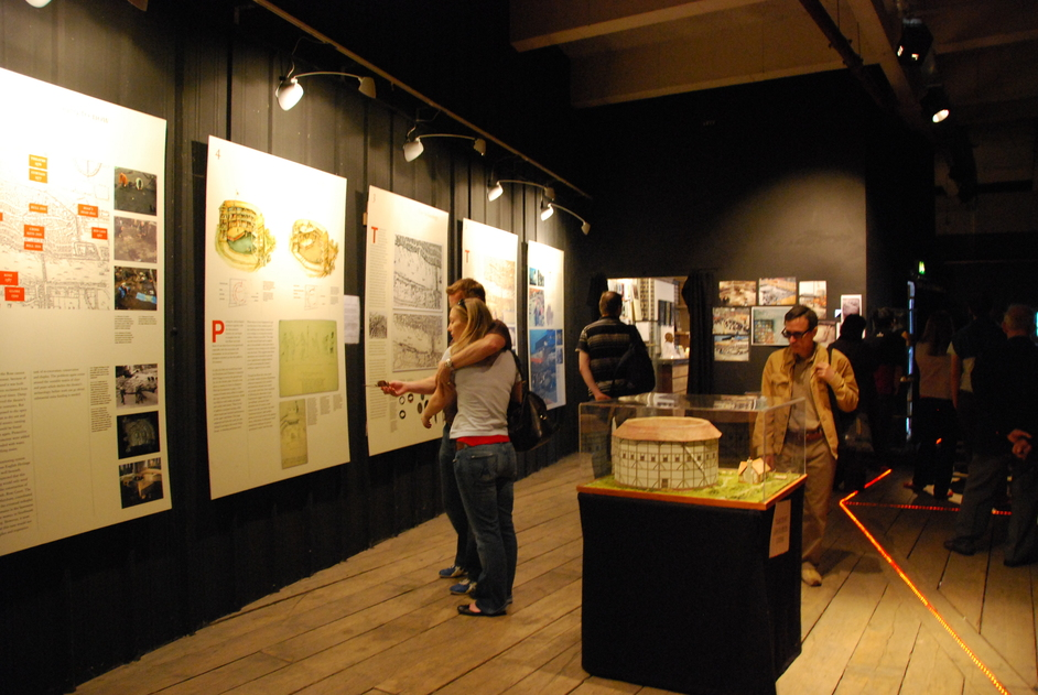 Rose Theatre - Rose Theatre Exhibition
