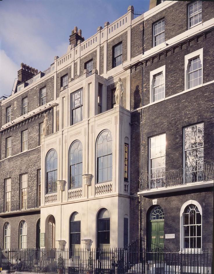 Sir John Soane's Museum - Exterior