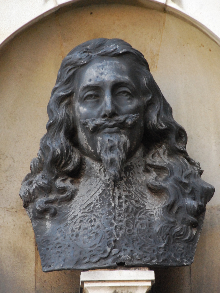 Banqueting House - King Charles I Bust