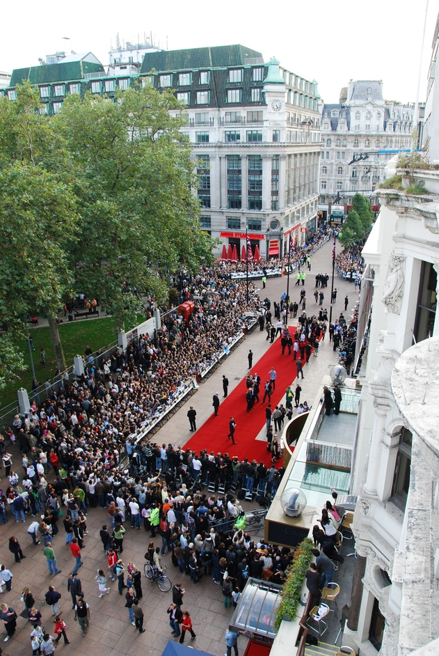 Leicester Square - Leicester Square Film Premier