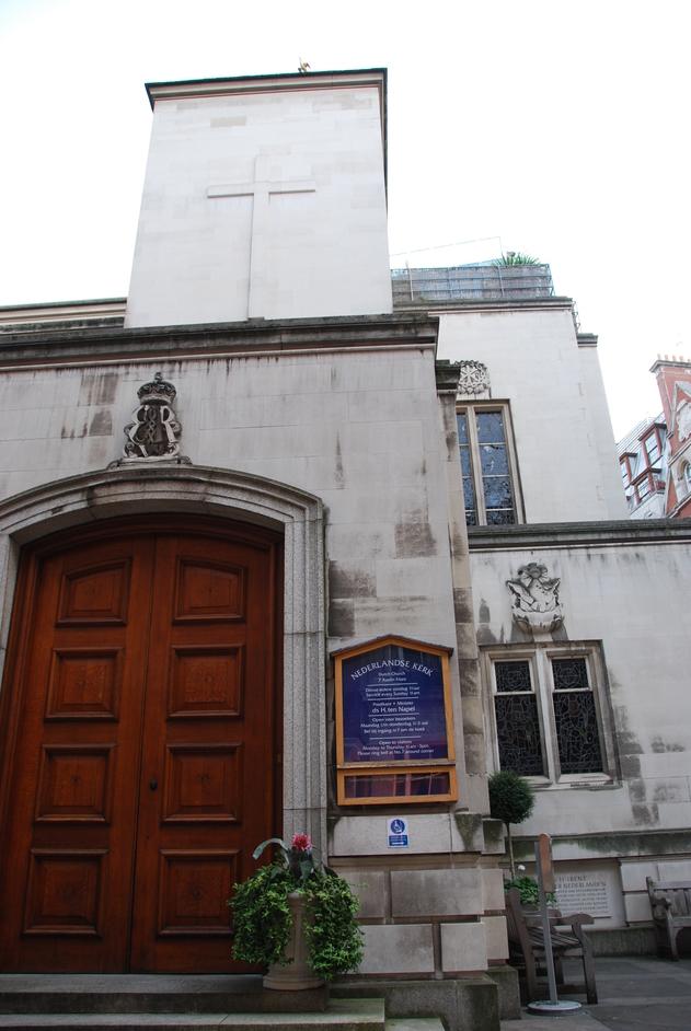 EC2N 2QP - City Dutch Church
