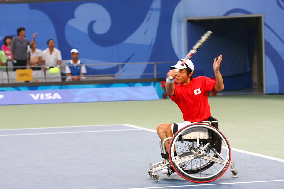 London Paralympics: Wheelchair Tennis
