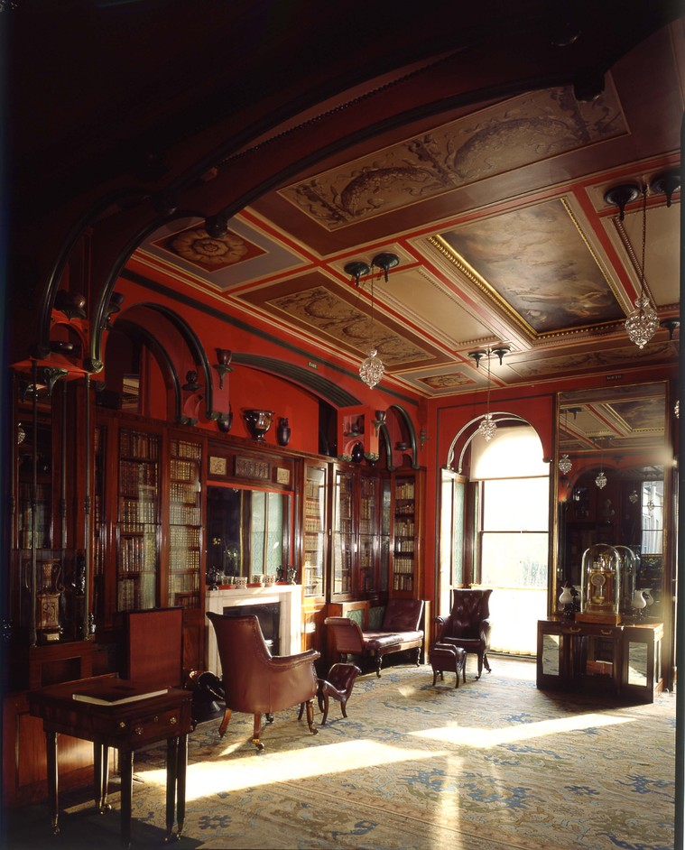 Sir John Soane's Museum - Dinning Room