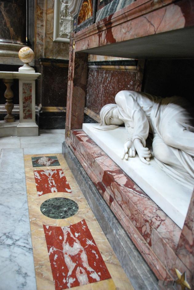 Brompton Oratory - Brompton Oratory Tomb