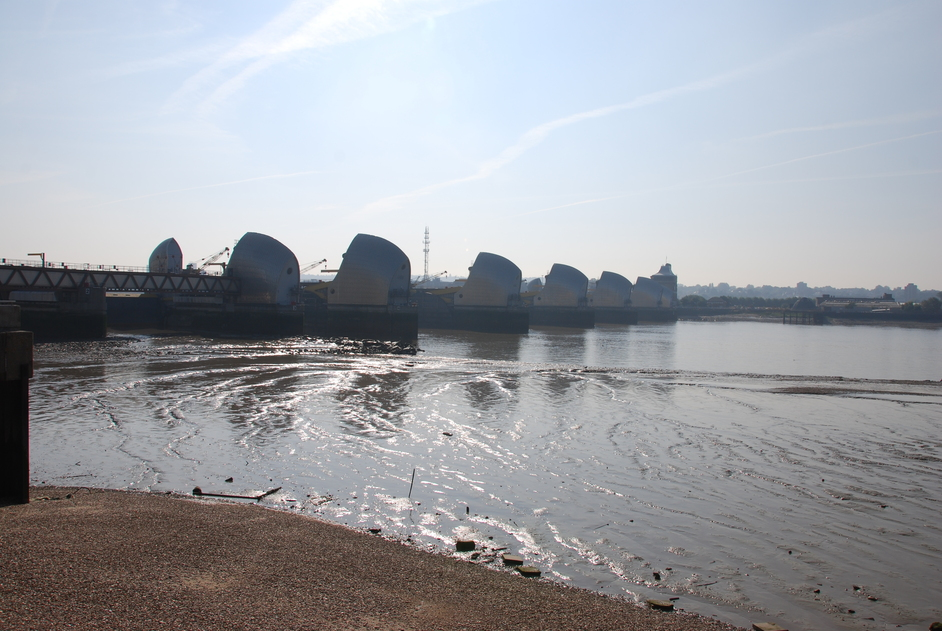 Thames Barrier Information Centre - Thames Barrier