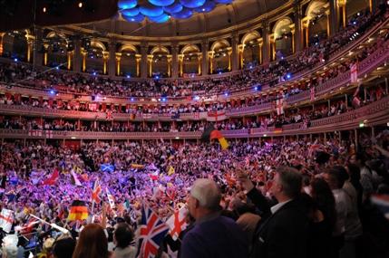The BBC Proms 2015