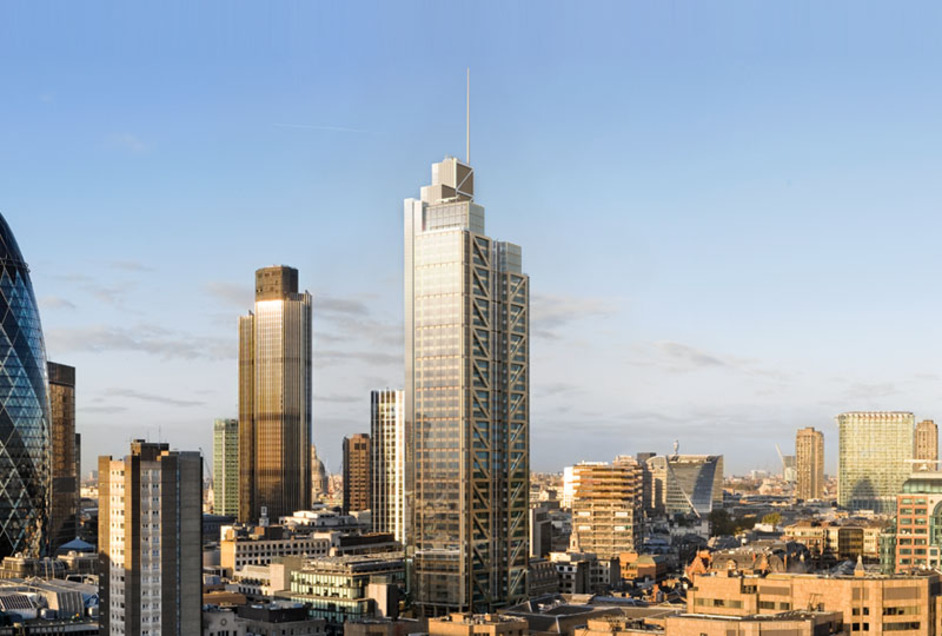 Four Seasons Heron Tower