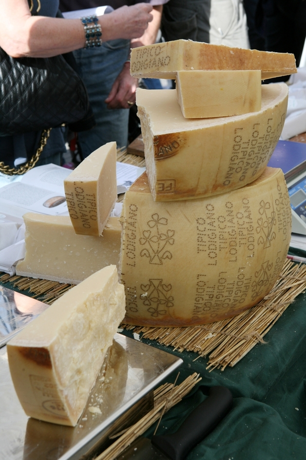 Cheese and Wine Festival - by Belinda Lawley
