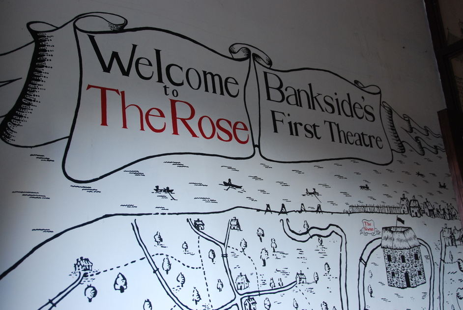 Rose Theatre - Rose Theatre Entrance