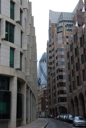 NEW LONDON STREET