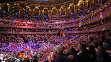 Last night of the Proms - Saturday 7th September 2013 by Chris Christodoulou/BBC