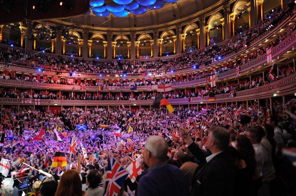 Royal Albert Hall - photo by Chris Christodoulou/BBC