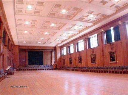Edward Lumley Hall