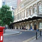 Fenchurch Street Railway Station