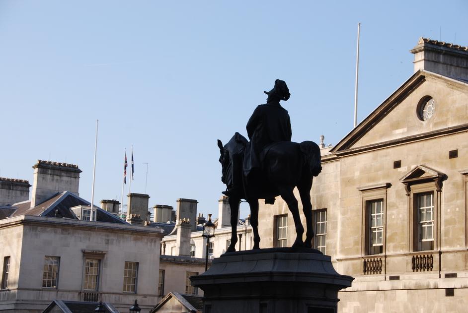 SW1H 9HL - Whitehall