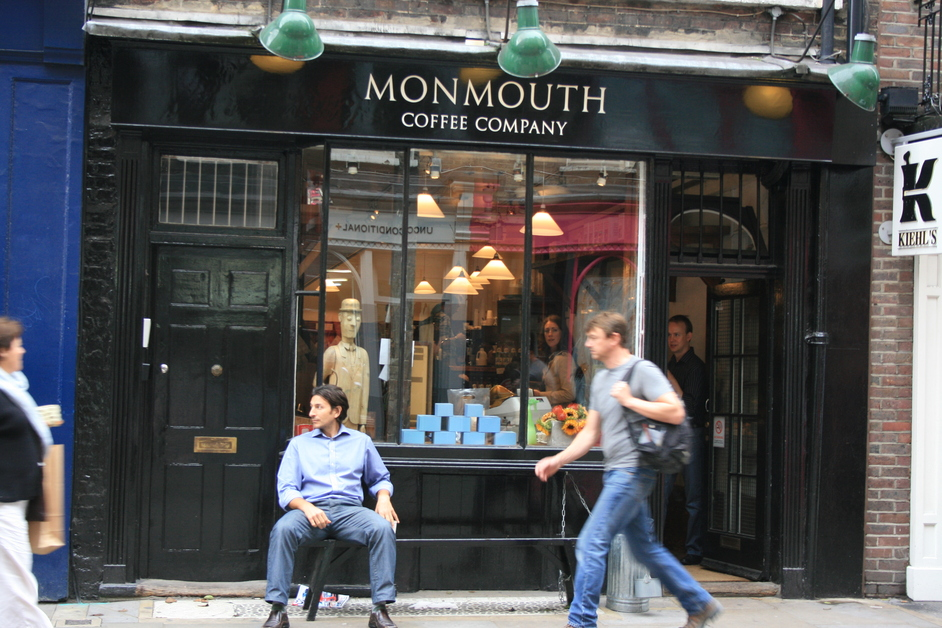 Monmouth Coffee Company Covent Garden