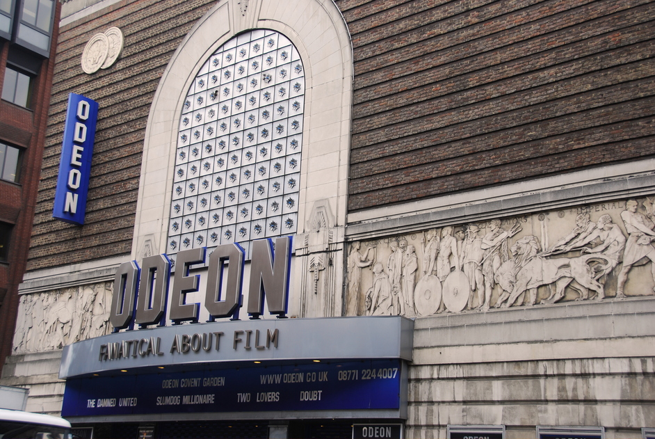 Odeon Covent Garden - Odeon Covent Garden Exterior