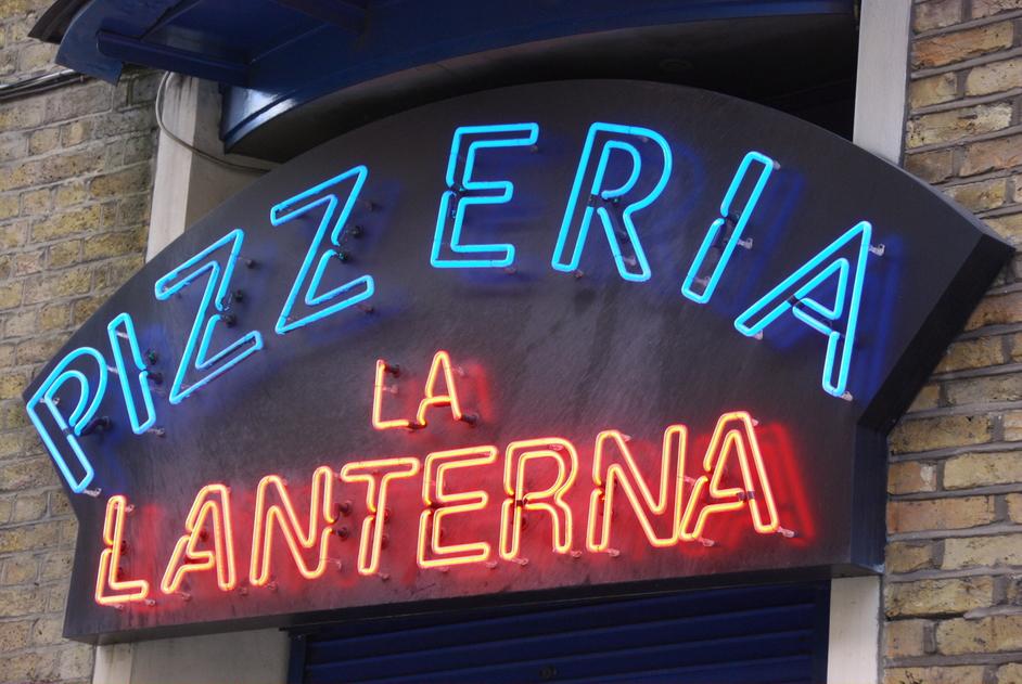 Pizzeria La Lanterna - Pizzeria La Lanterna Exterior