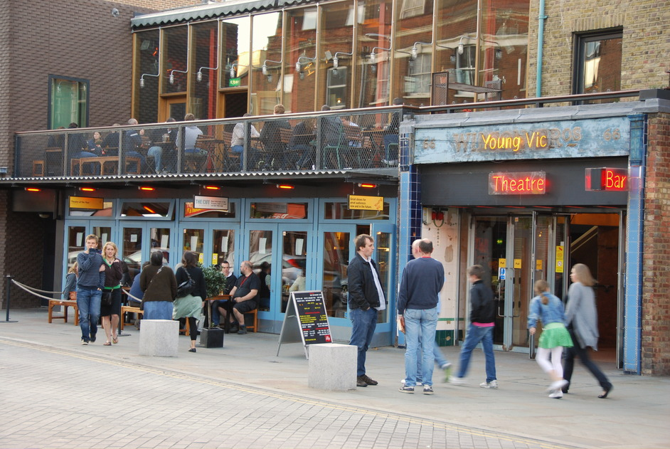 The Young Vic - The Young Vic Exterior