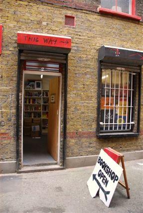 Freedom Press Bookshop
