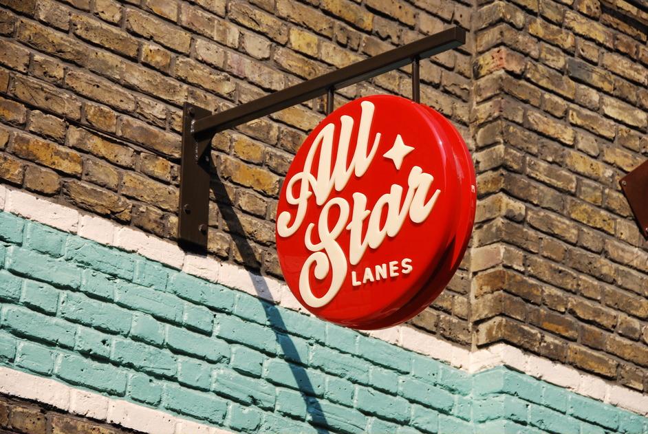 All Star Lanes, Brick Lane - All Star Lanes On Brick Lane