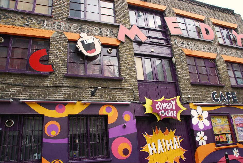 Comedy Cafe - Comedy Cafe Exterior