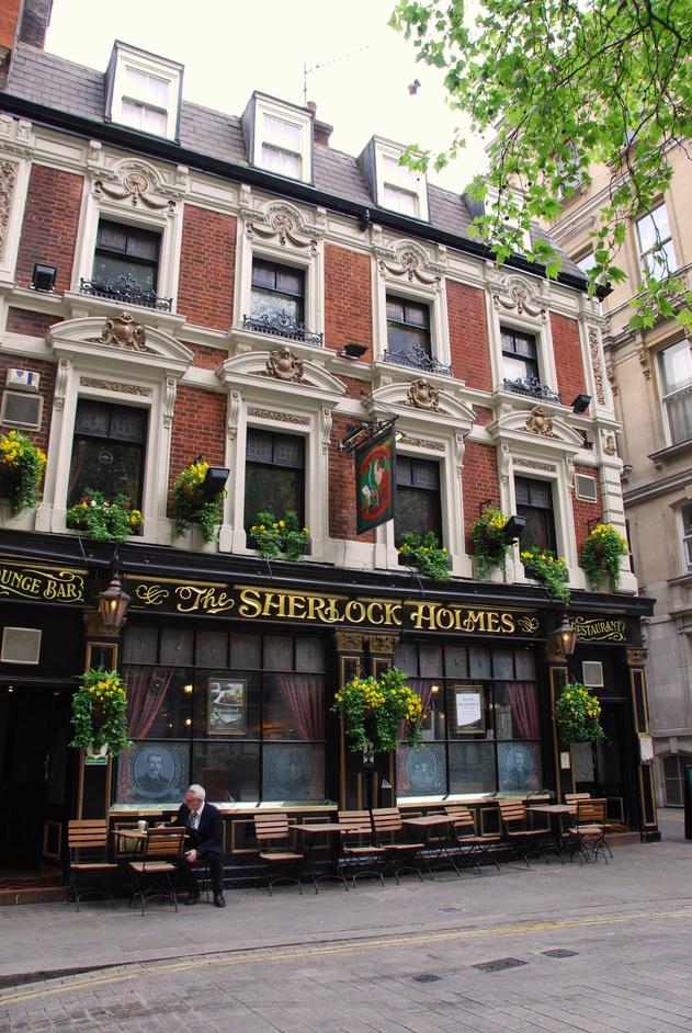 The Sherlock Holmes - The Sherlock Holmes Exterior