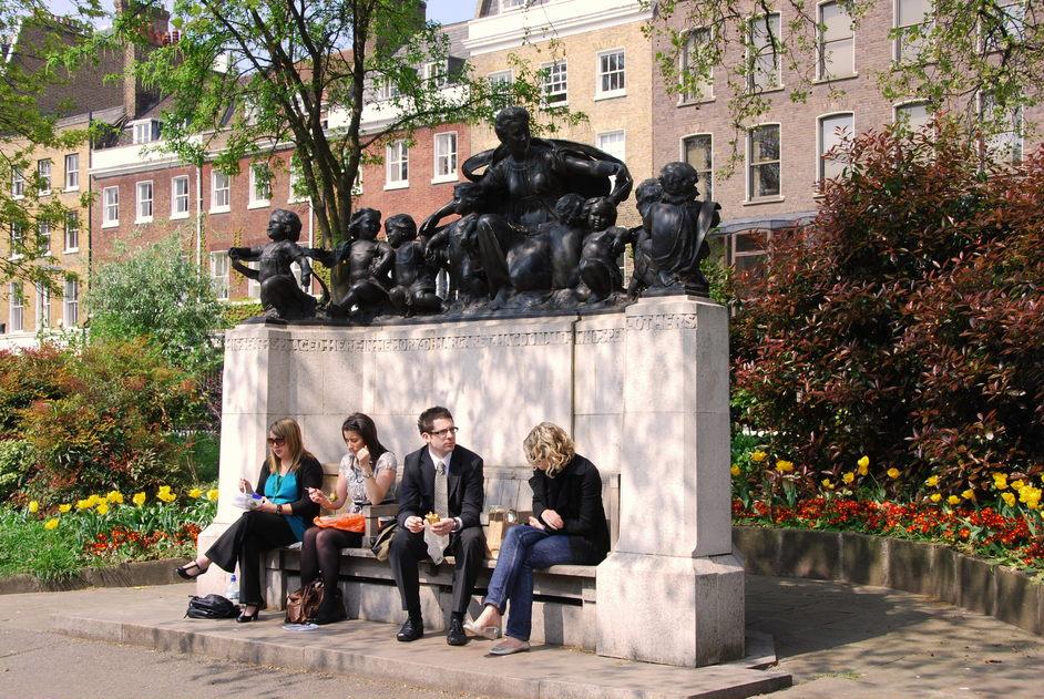 Lincoln's Inn Fields - Lincoln's Inn Fields