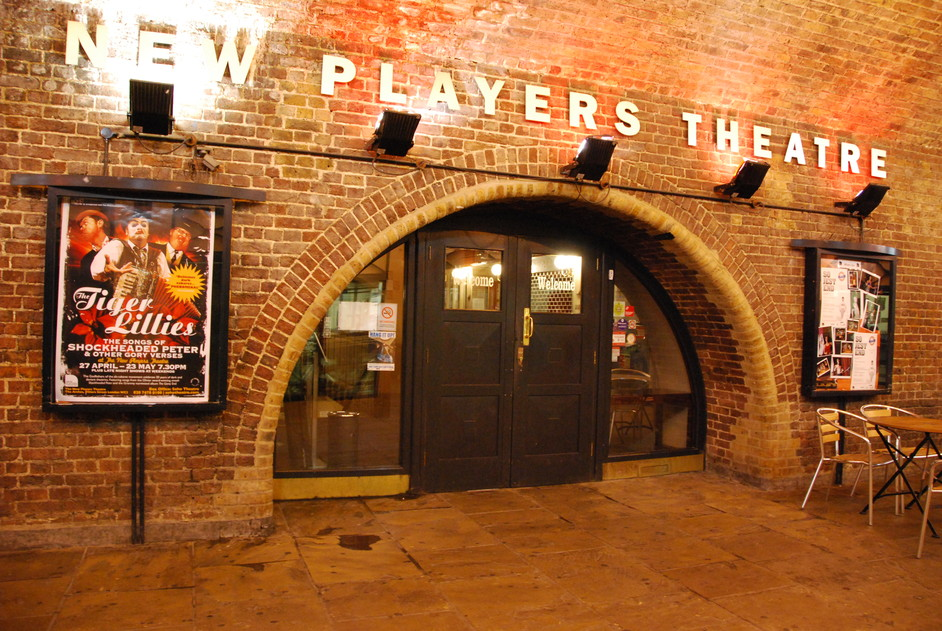 Charing Cross Theatre - New Players Theatre Exterior